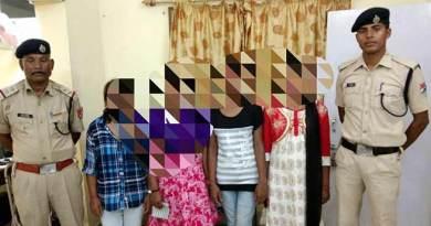 Assam: 7 girls rescued, Lady trafficker arrested by RPF