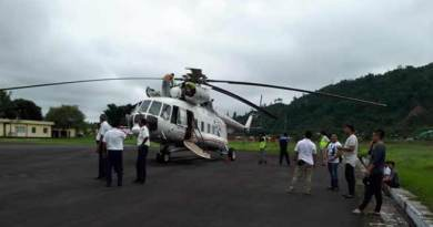 Arunachal: Tale of poor service of Skyone Airlines Helicopter Service in state