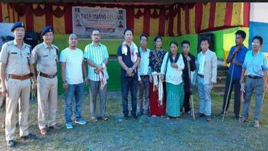 Photo of Arunachal : Sidisow attends Umang Festival in Bhalukpong