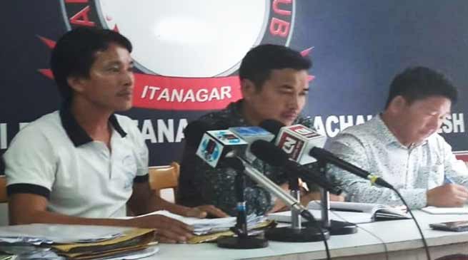 NRC IMPACT: AAPSU ultimatum to people living without ILP to leave Arunachal