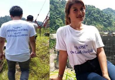 Arunachal : AAPSU launches Operation clean drive against ILP Violators, Illegal Bangladeshis