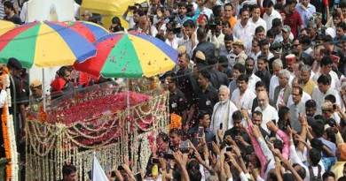 Atal Bihari Vajpayee cremated with full state honours