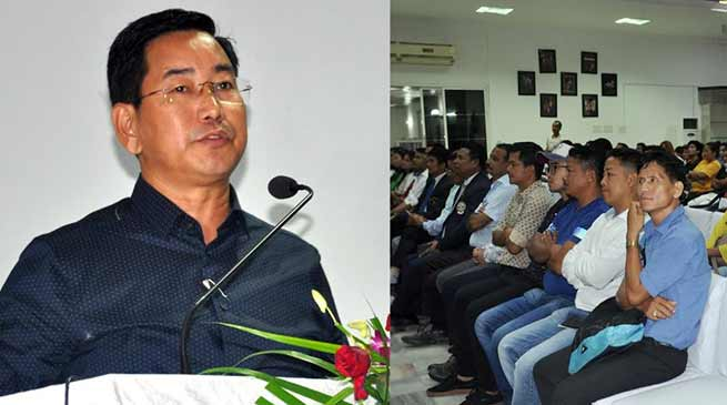Arunachal: 89 sports persons gets incentives from State govt