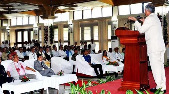 Make Arunachal Pradesh an 'Aadarsh Pradesh'- Governor