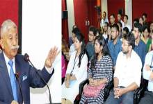 Photo of Arunachal: Student bodies must support socio-academic advancement- Governor