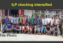 Itanagar: 100 ILP violators detected in 2 days- SP Capital