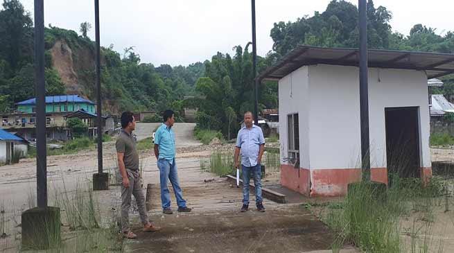 Arunachal : Complete ISTT or return my land- Techi Joseph