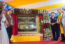 Photo of Arunachal: Pema Khandu lays foundation stone for HC building