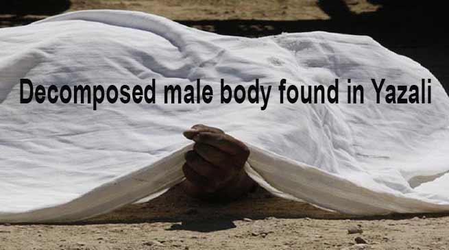 Arunachal:Decomposed male body found in Yazali