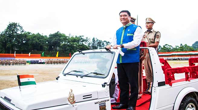 Arunachal: State witnessed unprecedented development in all sectors- Khandu