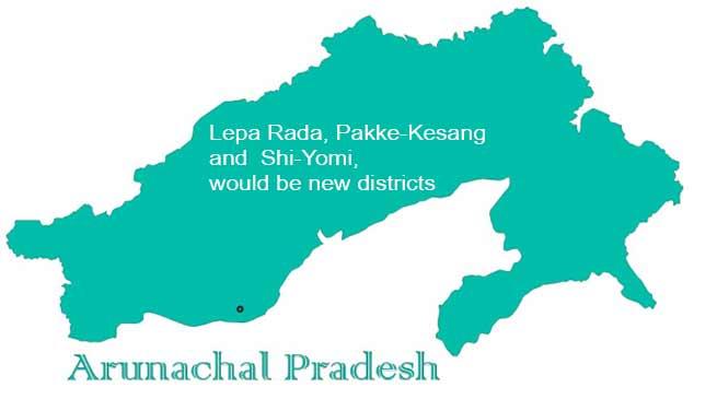 Arunachal: Cabinet approves District Re-organisation Bill, 2018