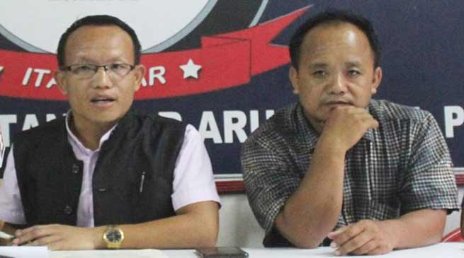 Itanagar: 6850 SSA teacher will sit on three days Dharna