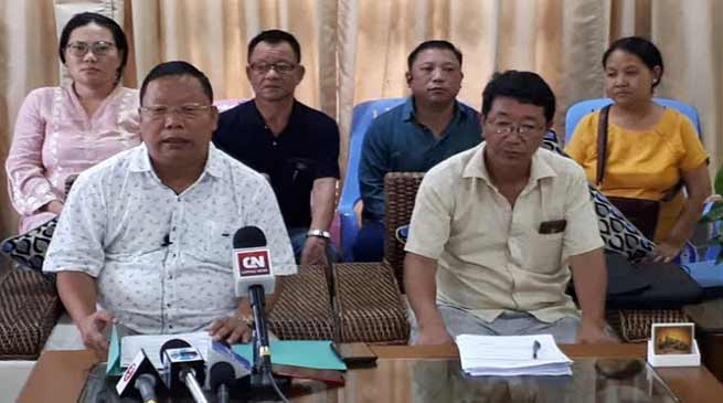 Arunachal: APCC serve 10 days ultimatum to state govt on TAH issue