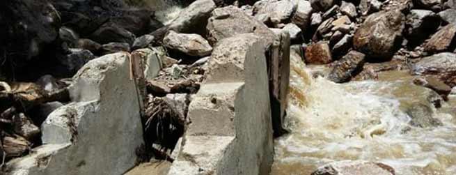 Arunachal: Lumlafacing acute crisis of drinking water