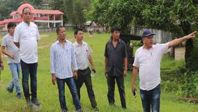 Photo of Itanagar:Kaso assured all support for the development of School
