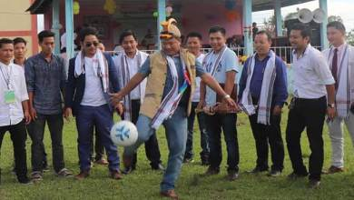 AAPSU appeal for peace and tranquillity along  Arunachal-Assam boundary area