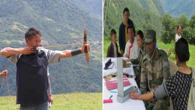 Photo of Arunachal: Army organises Archery Competition in Tawang