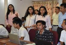 Photo of Arunachal: Free computer skills and graphics design workshop held for police children