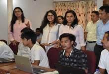 Photo of Arunachal: Free computer skills and graphics design workshop held for police children