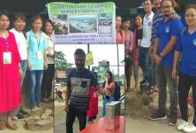 Itanagar: IGSSS organises donation camp for Kerala flood victims