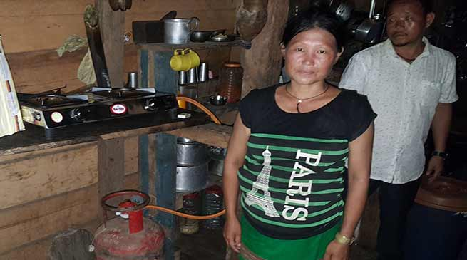 Arunachal: LPG reaches to the remotest village for the first time in state
