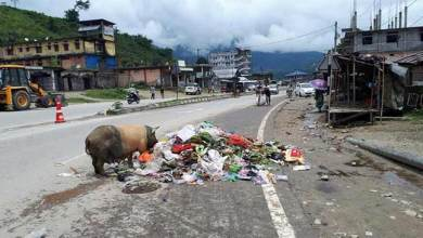Photo of Itanagar : Will the denizens of capital be able to change the face of capital complex ?