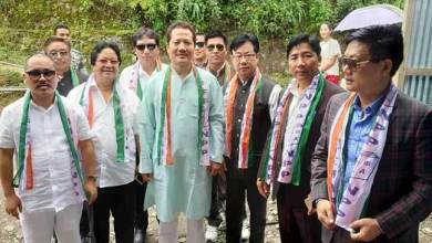 Photo of Arunachal: Kabak inaugurates NPP Tirap dist office