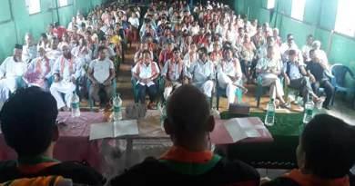 Arunachal: Minority Morcha organised Sarva Dharam Samellan at Pasighat