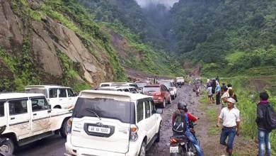 Photo of Arunachal:Hundreds of vehicle stranded on Papu-Yupia-Potin TAH