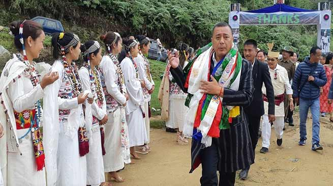 Arunachal:Maintain tradition and culture for identity- Phurpa Tsering
