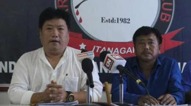 Itanagar: If not capable, surrender BCT road project- AAPPTF asks BRO