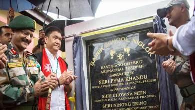 CM Khandu dedicates Arunacha's first Sainik School to the state