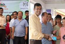 Photo of Itanagar: Dhawan launches digital payment, POS System