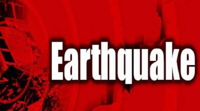 Earthquake of 5.5 magnitude hits Assam, Northeast