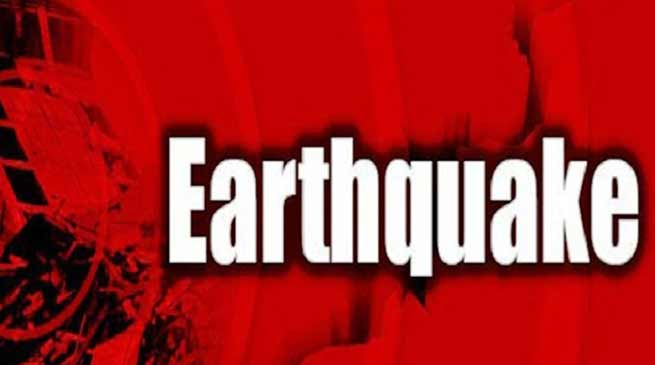 Earthquake of 5.5 magnitude hits Assam, Northeast
