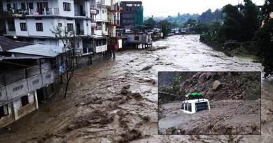 Arunachal: 6 feared dead at Itanagar, after landslide and flash flood