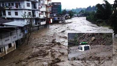 Photo of Arunachal: 6 feared dead at Itanagar, after landslide and flash flood
