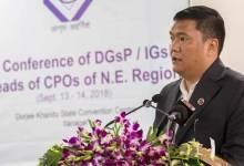 Arunachal: Peace and order is essential for development-Pema Khandu