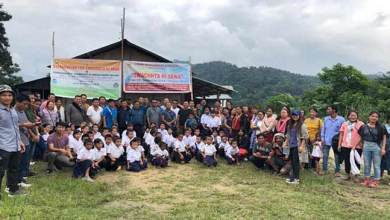 Photo of Arunachal: Mass Social Service held at Sangram village in Palin