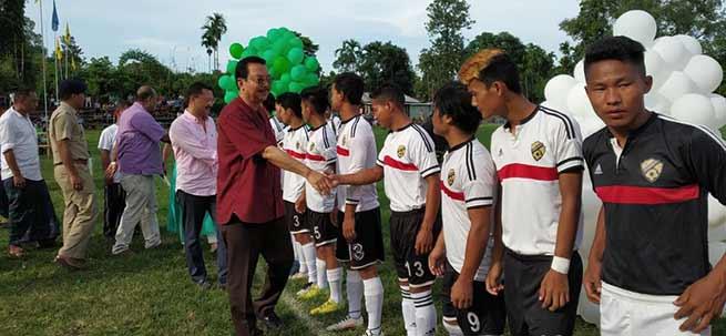 Arunachal: Chowna Mein kicks off the first Namsai Champions Trophy