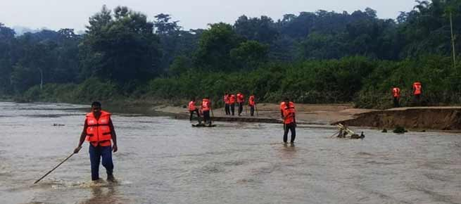 Arunachal Landslide, flash flood: 2 more body recovered