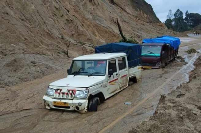 Arunachal : Dy CM expresses shock and sorrow over the lost of human lives after landslide, flash flood