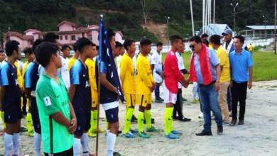 Arunachal: Inter village football tournament of Dirang sub division begins