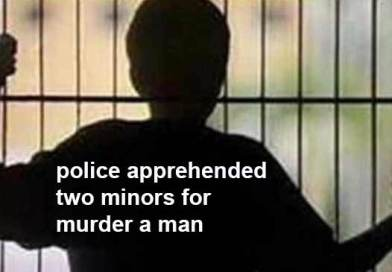 Arunachal:Capital police apprehended two minors for murder a man