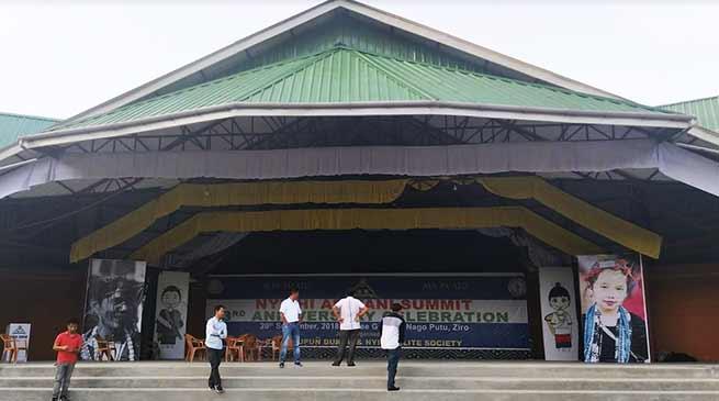 Arunachal: Ziro ready for 3rd Nyishi-Apatani summit