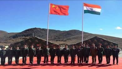 Photo of Arunachal:  Border Personnel Meeting held at Indo-China Border in Bum-La