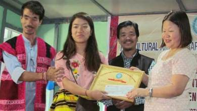 Photo of Arunachal: CALSOM felicitates meritorious student