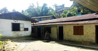 Itanagar:  Poor condition of govt school in Romi colony need quick attention