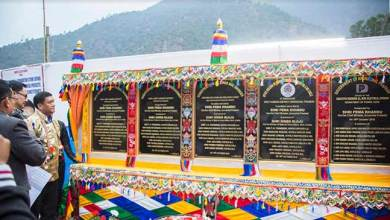 Photo of Arunachal: Khandu lays foundation stone of several Govt projects at Shergaon
