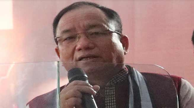 Arunachal: Kaso calls better coordination between employer and employees